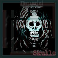 dreddart effects fx dreddskulls skull