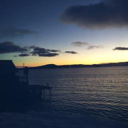 freetoedit sunset newfoundland