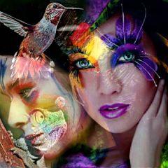 freetoedit colorful colorsplash cute people