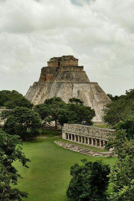 Uxmal   # yucatan