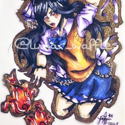 art myart oc animeoc animegirl