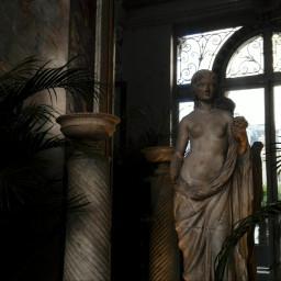 sculpture luxury marble contrast paris