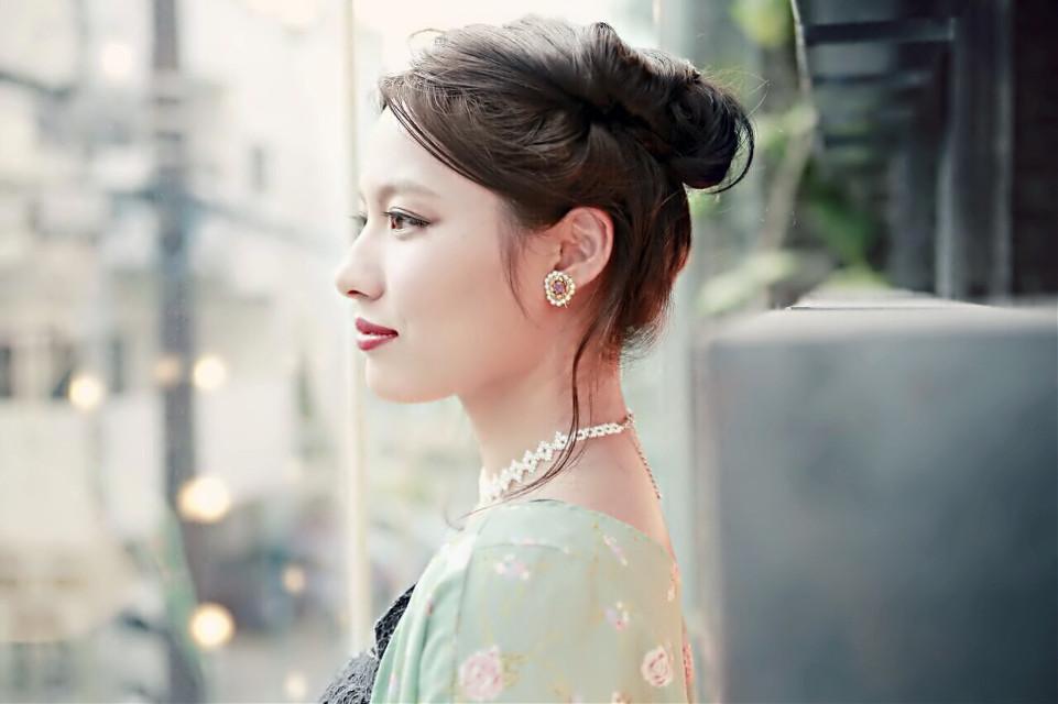 #pchairstyle #profileportrait #asianbeauty #beautifulwoman #people #emotions #peopleilove #classicbeauty #portrait #peoplephotography