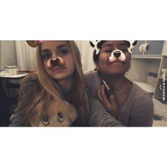 friends blonde snapchat dogs peruvian