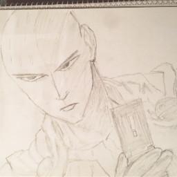 doodledraw opm saitama workingprogress thingstodo freetoedit