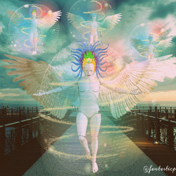 freetoedit spiralangel