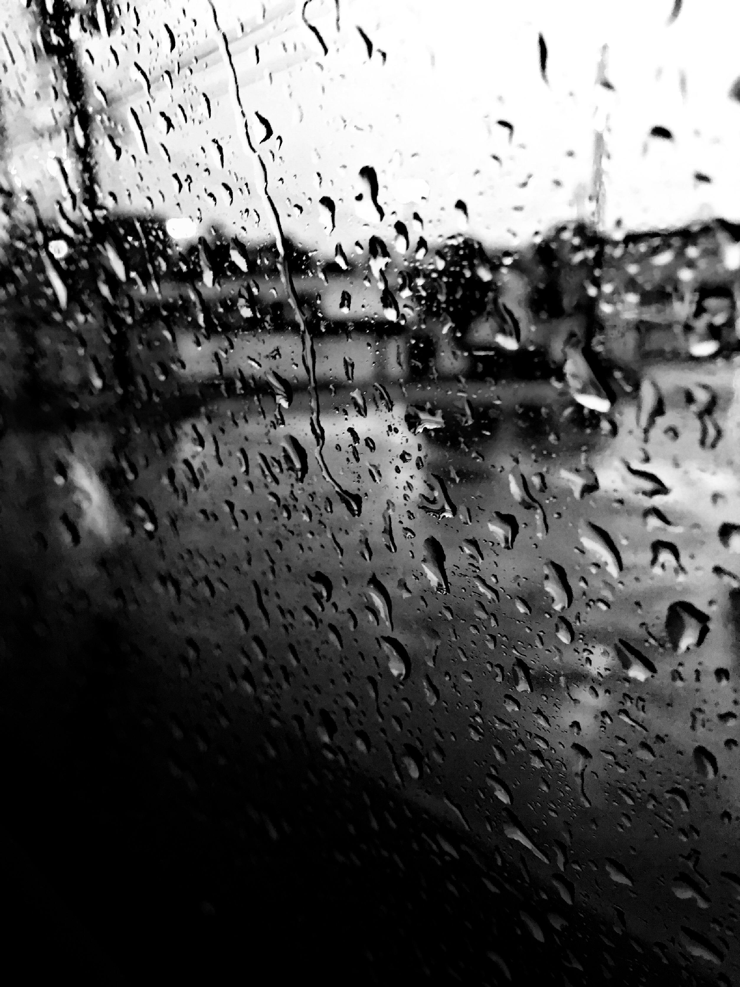 Gambar Aesthetic Rain Dunia Gambar