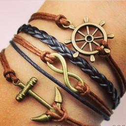 freetoedit multilayer bracelet