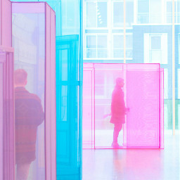 freetoedit art exhibition colorful