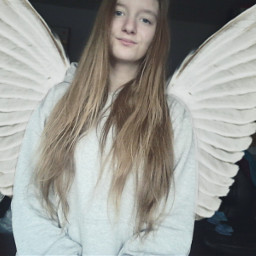 wings clever effect poland polishgirl freetoedit