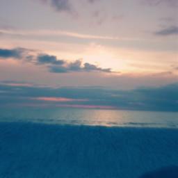 sea danish sky sunshinecoast coast