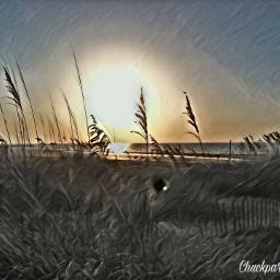 midnightmagic beach eastcoast scenic southcarolina