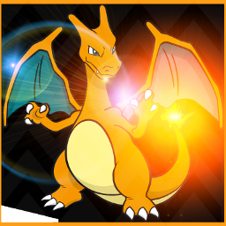 6 charizard pokemon freetoedit
