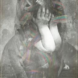 darkart dark darkness darkside savethechildren child nowar emotions conceptual doubleexposure doublexposure game nohappiness sadness photomanipulation drawing mytexture fx layers layersonlayers myart atistic nofreetoedit