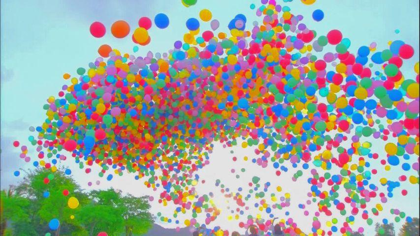 colorsplash freetoedit balloons colorful