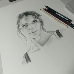 drawing pencil sketch art emotions