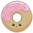 #donut cute freetoedit donut