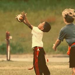 kids football flagfootball freetoedit dpcsport