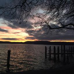 FreeToEdit sunset iphoneography Sonnenuntergang