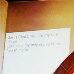 cry desire jesus