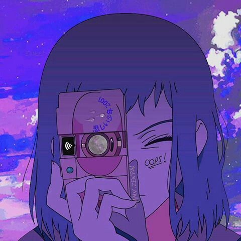 aesthetic anime camera vaporware grudge cute tumblr